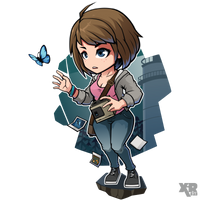 FA Life is Strange Max Caulfield by XaR623