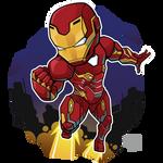 FA Ironman : Infinity War