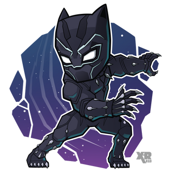 FA Black Panther by XaR623