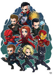 FA Infinity War by XaR623