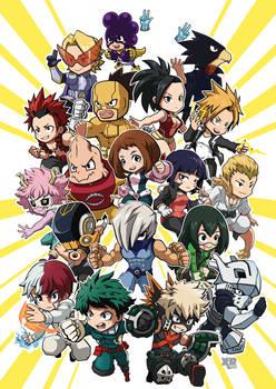 FA My Hero Academia