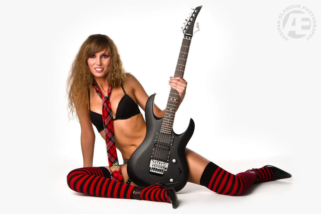Opinion Hot completely naked girls playing the guitar authoritative message