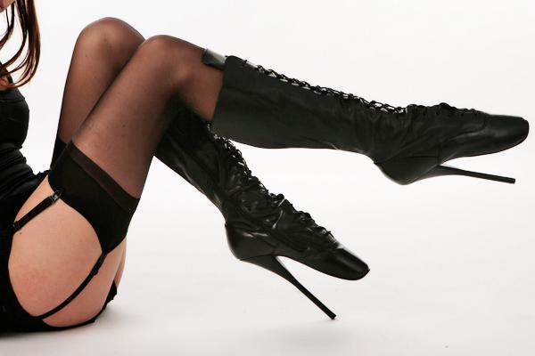 Fetish Ballet Boots 105