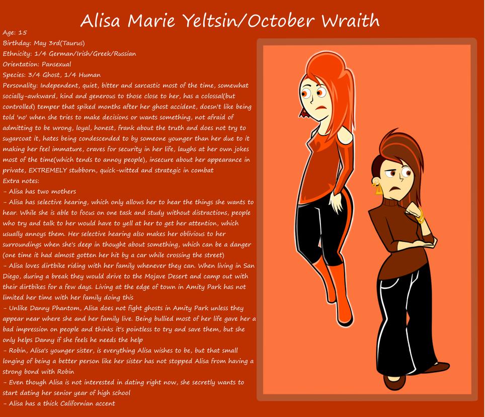 Alisa Yeltsin by TheConcreteAngel