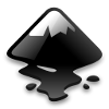 Inkscape Icon Small by Mestafais