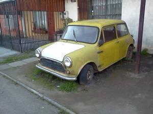 Mr. Bean's car ?