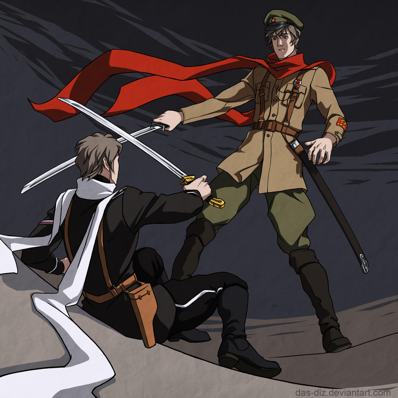 Aph russia 1917 by das diz on deviantart