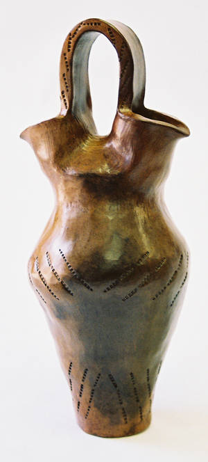Insipired Marriage Vase