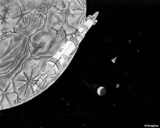 Interplanetar Overdrive by cyberartist