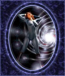 Cosmic Energy 2 by cyberartist