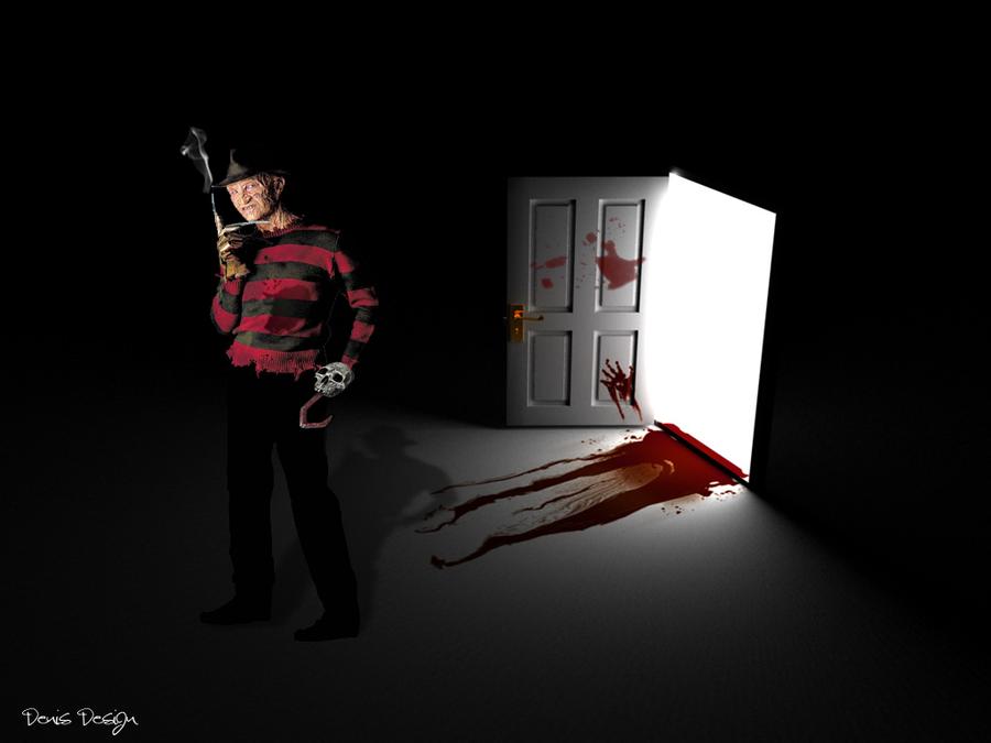Freddy Krueger Wallpaper By Denis Design