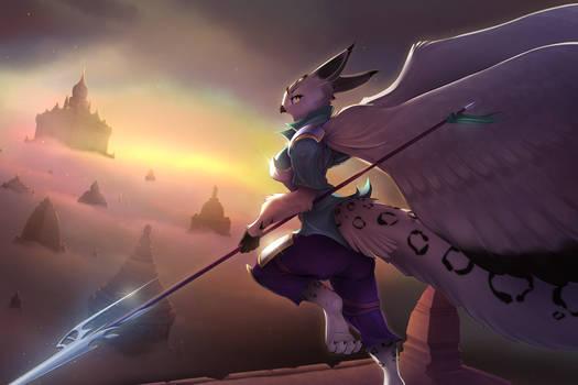 Sky Spear
