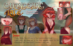 Changeling Tale - Demo Download! by w4tsup