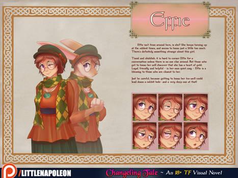 Changeling Tale - Effie