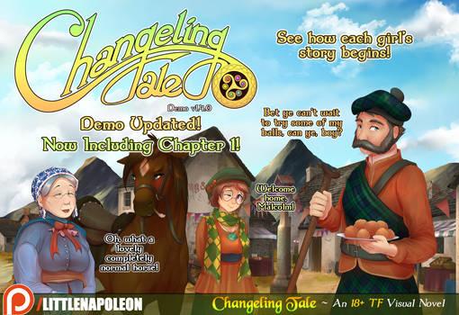 Changeling Tale - Chapter 1 Demo Update!