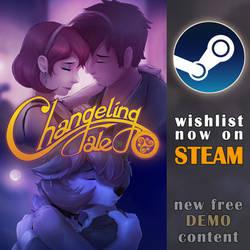Changeling Tale on Stream!