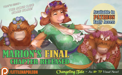 Changeling Tale: Marion Chapter 4!