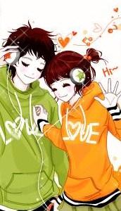 Love X Love by redmoony