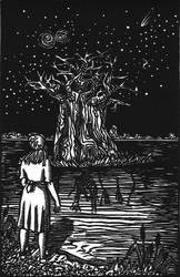 The Baobab in the Lake