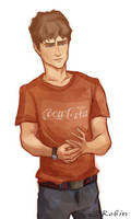 Adam  Parrish by cute-electrocute