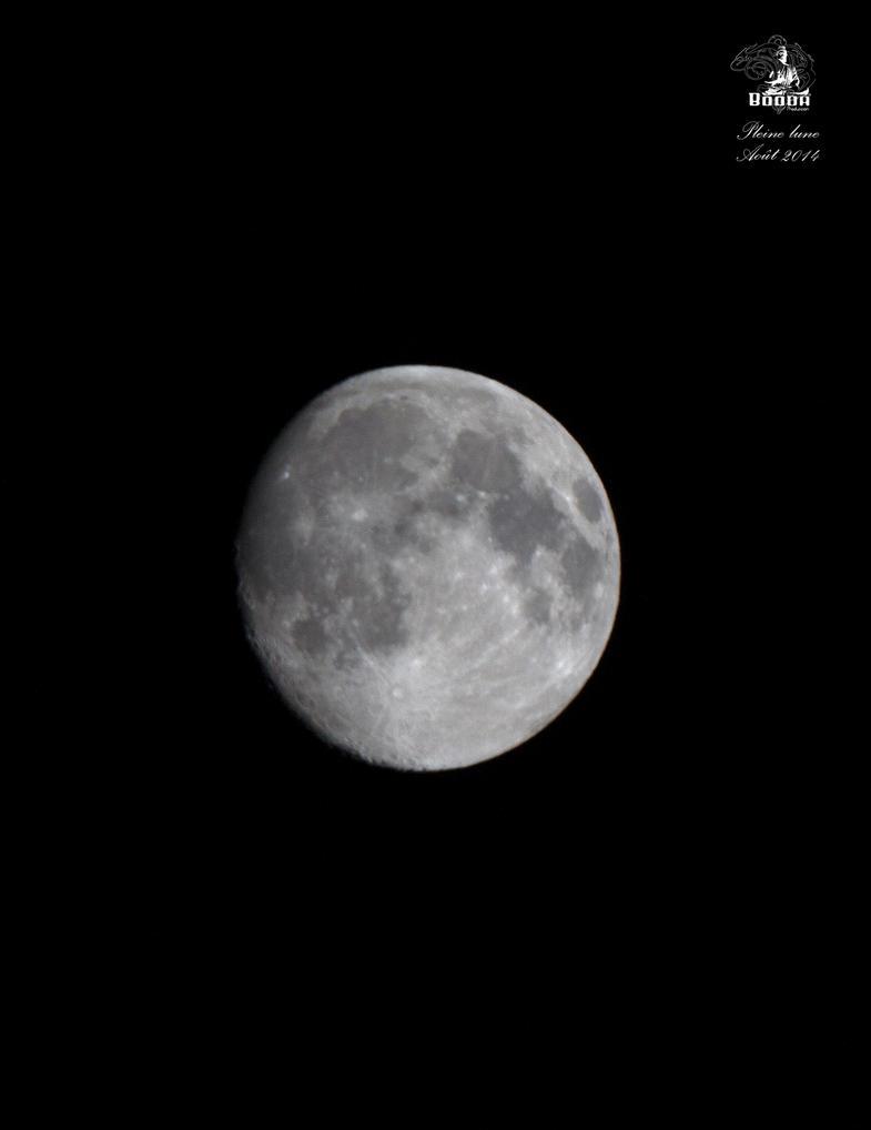 Pleine Lune by BoOdA6tem