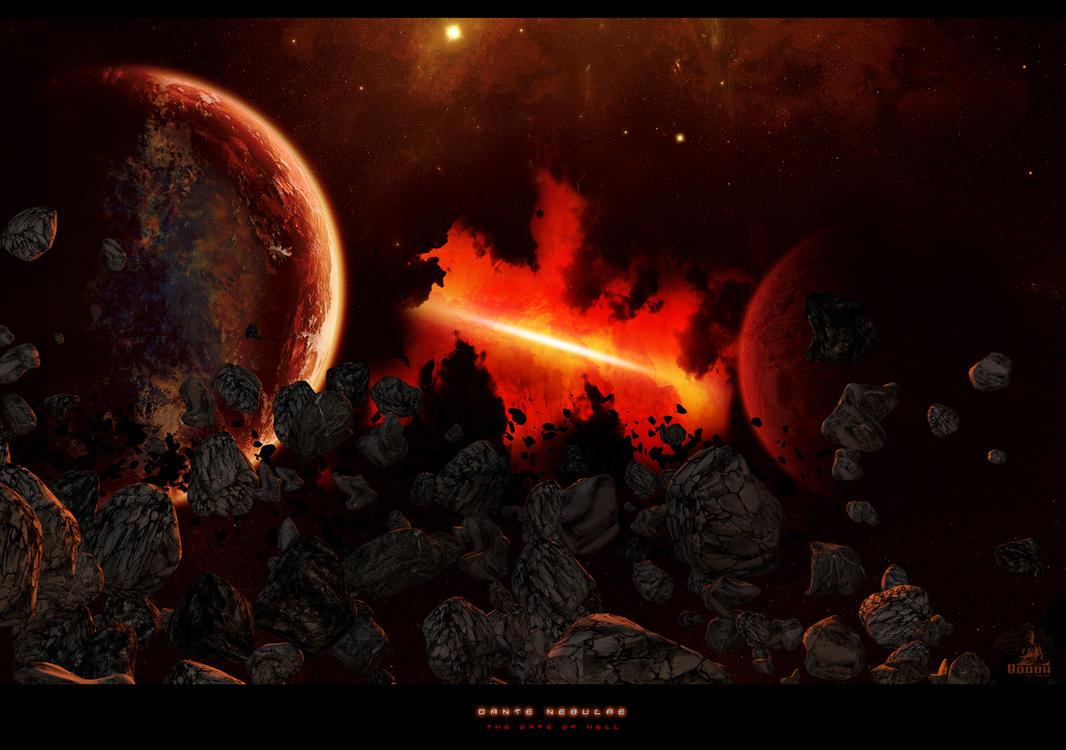 Dante Nebulae by BoOdA6tem