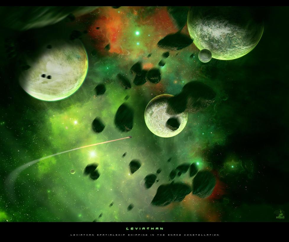 Leviathan by BoOdA6tem