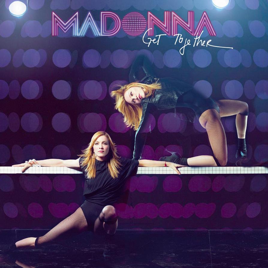 Madonna Get Together By Ciorkine On Deviantart