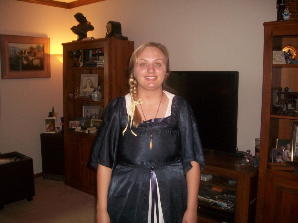 Princess Sarah by titanicdragon