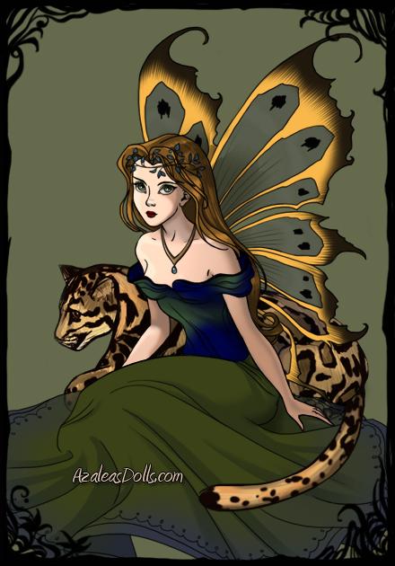 Dark-Fairy-Azaleas-Dolls by titanicdragon