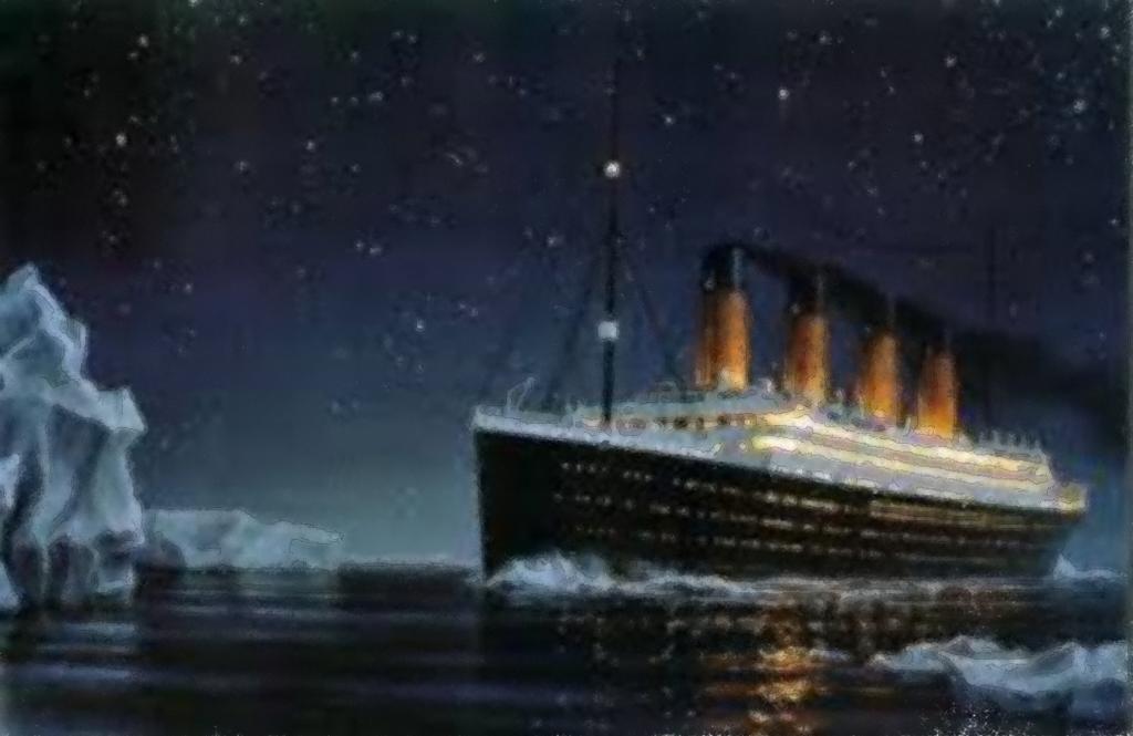 Titanic Paint by titanicdragon