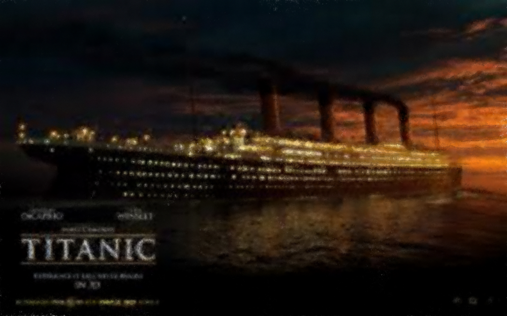 Titanic Paint 2 by titanicdragon