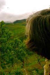 Portrait of a Landscape by Sophizzle