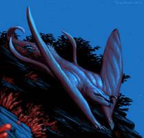 Hook Bird by turbofanatic