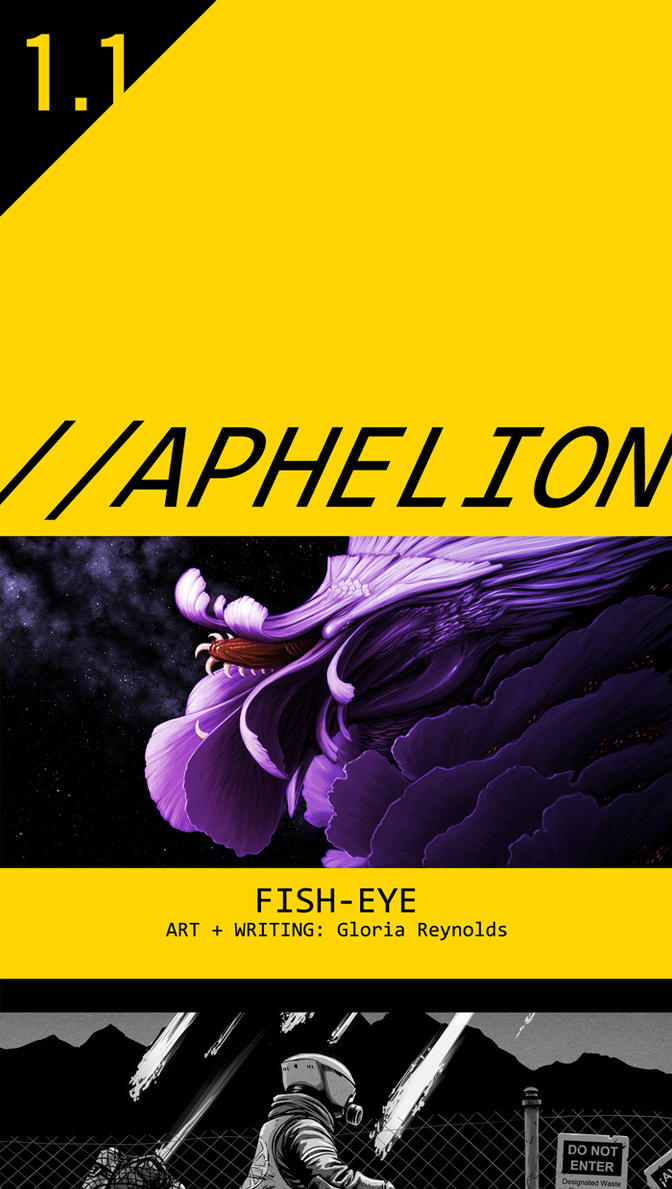 APHELION 1.1 COMPLETED COMIC! by turbofanatic