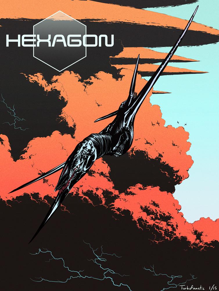 Hexagon by turbofanatic