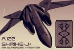 A.122 SHRIKE J+