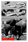 Shrine Comic: Page One of Three
