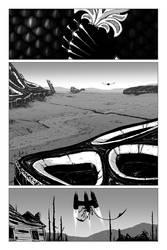 Shrine Comic: Page Two of Three