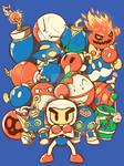 The Ultimate BOMB - Bomberman shirt design