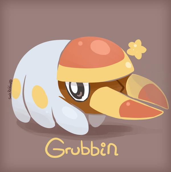 Grubby Grub Grubbin by SarahRichford
