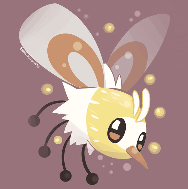 Cutiefly by SarahRichford