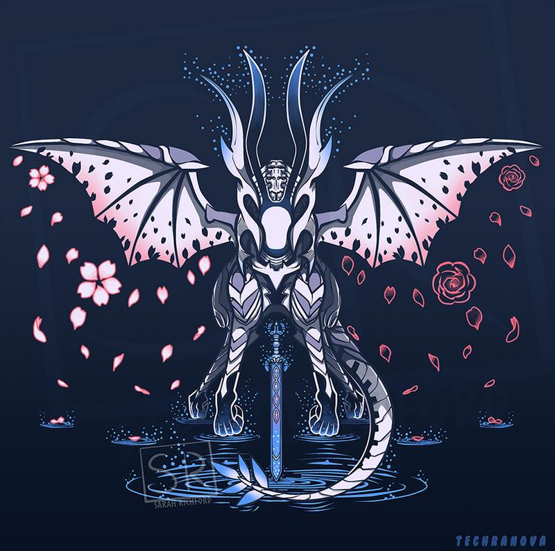 Blood or Bonds - Fire Emblem Fates Shirt design by SarahRichford