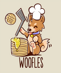 I'm making woofles by SarahRichford