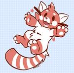 Cute Red Panda by SarahRichford