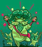 Shalaka Dance - BotW Hestu shirt design by SarahRichford