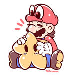 Hold that Star, Mario