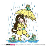 Froppy shirt printing on ShirtPunch today! 30th