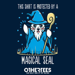 Magical Seal printing on Othertees 29-30th March