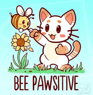 Bee Pawsitive - TechraNova Design